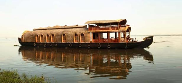 Backwater Houseboat