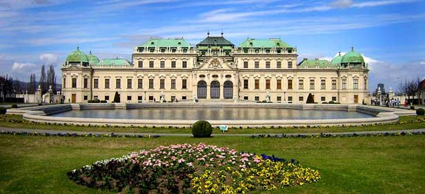 Belverde Palace Austria Heritage Vacations