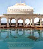 Lake Palace Udaipur Pool