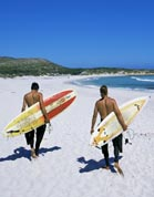 Beach Holiday in South Africa