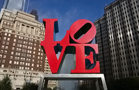 Love Park, Philadelphia City